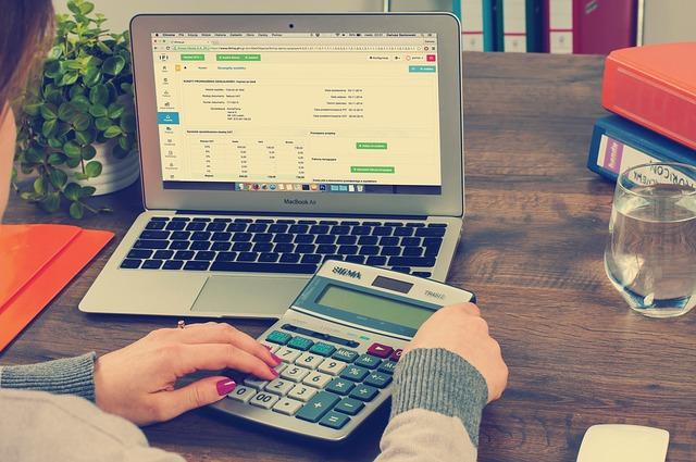 účetní výpočty
