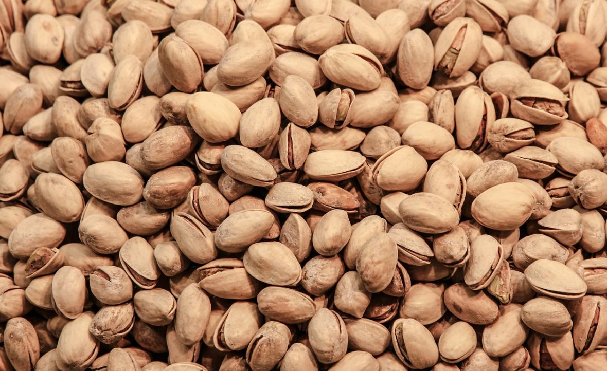 pistacie na chuť