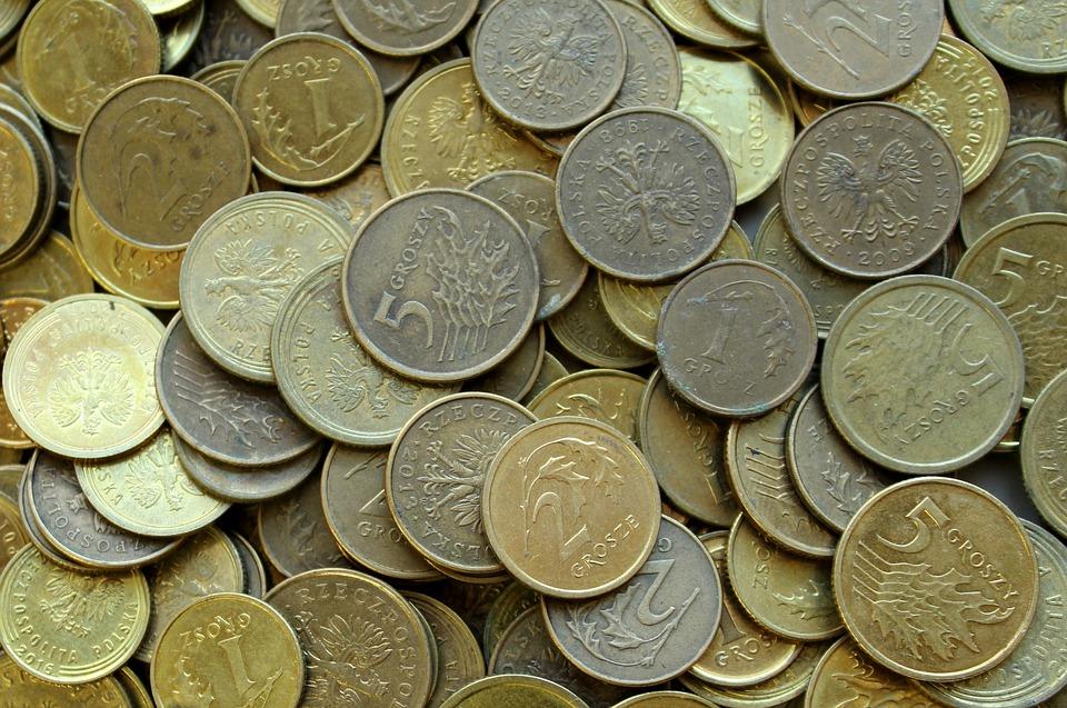 polské mince