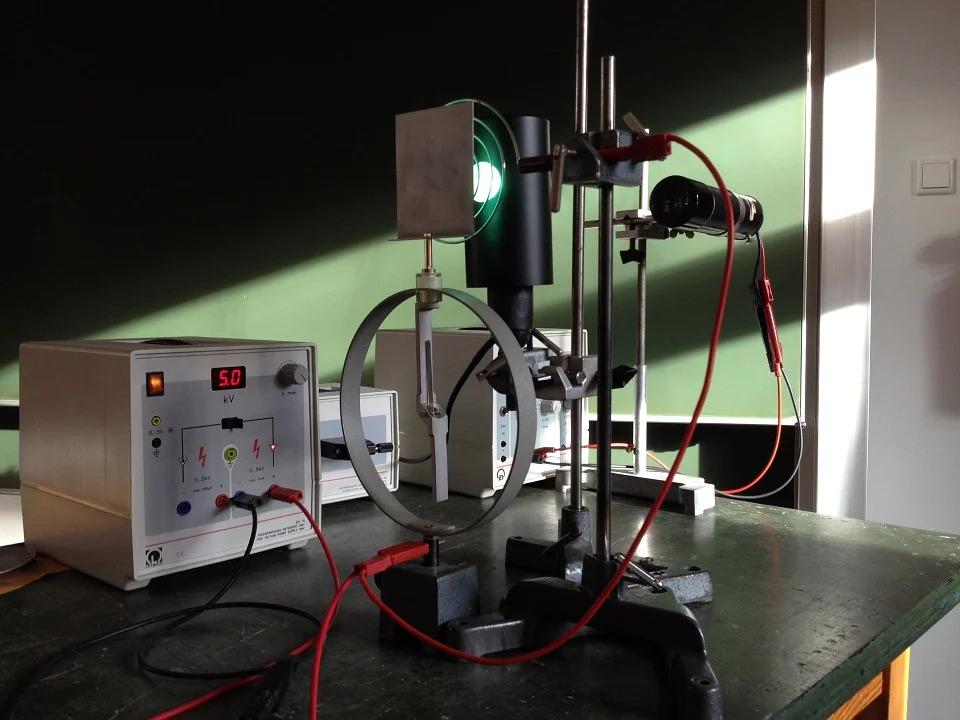 rtuťová UV lampa